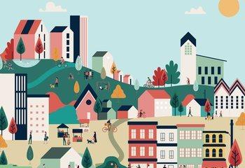 Asplan Viak lager levekårsundersøkelser for norske kommuner / Illustrasjon: Asplan Viak