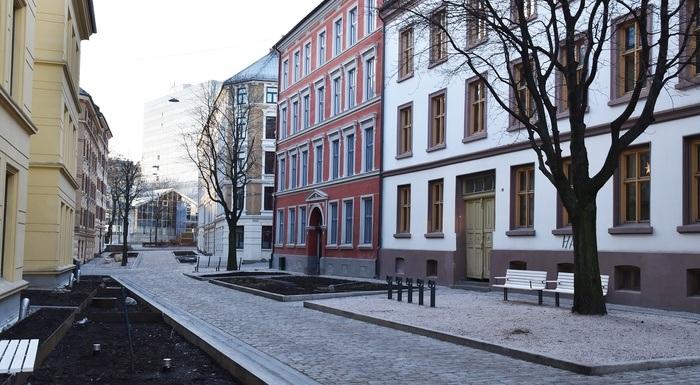 Gatetun i Deichmans gate