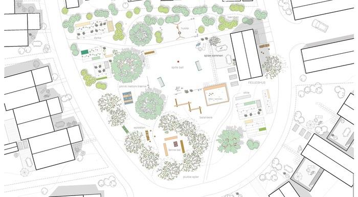 Asplan Viak utvikler energikonsept for Norges første økolandsby