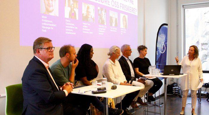 Sosial bærekraft på agendaen i Arendal