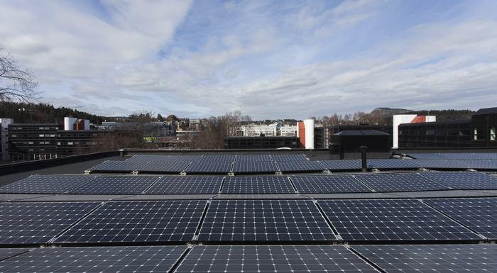 Rekordvekst i norsk solkraftmarked