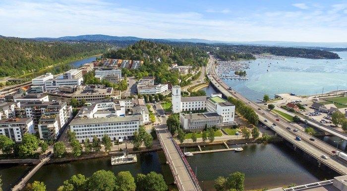 - Dette er den viktigste byromsutviklingen i Bærum!