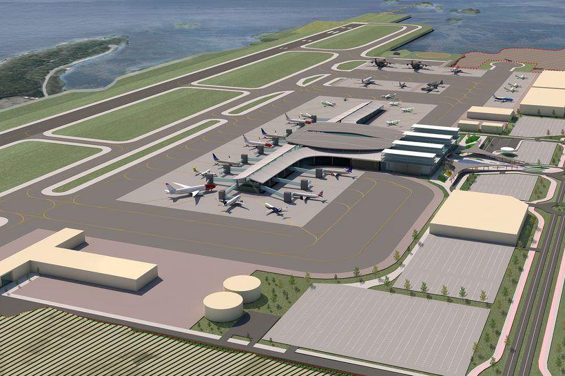 Masterplan Bodø Lufthavn