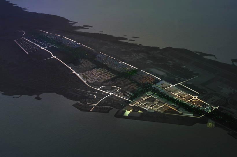 Den urbane kraftkule i nord – Ny bydel Bodø